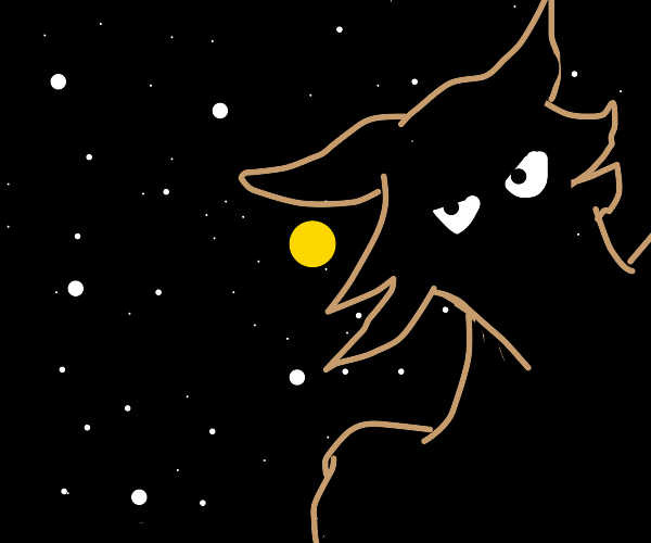 furry in space
