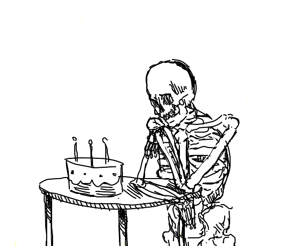 Happy Birthday To Me Drawception