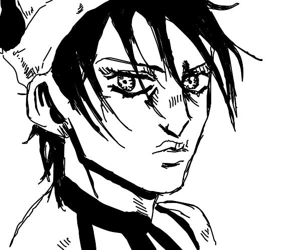 I'm sad, send narancia drawings please