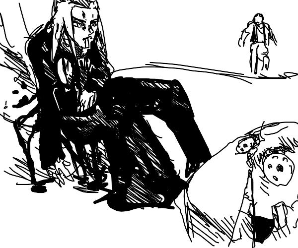The Death of Leone Abbacchio