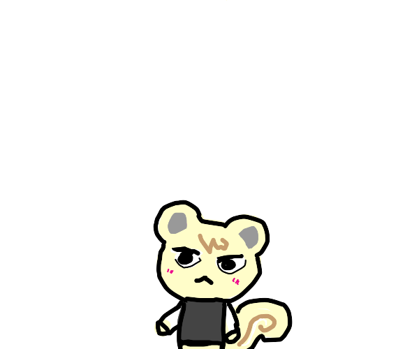 Marhsal from Animal Crossing (again)