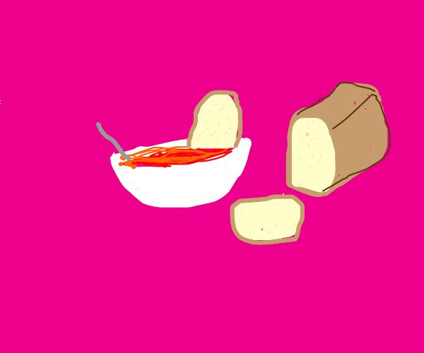 Bread in my Soup