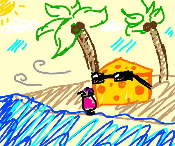 Tropical Cheese