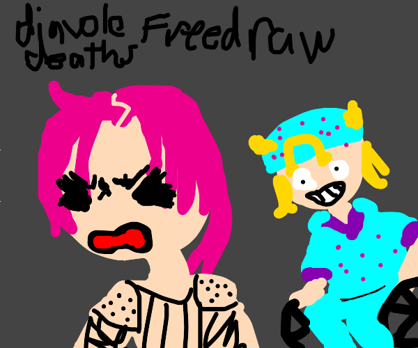 diavolo dying free draw
