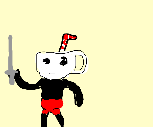 cuphead gone hollow knight