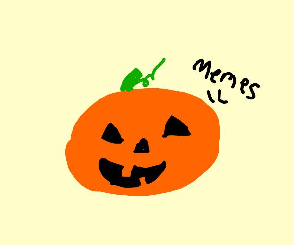 Spooky Memes