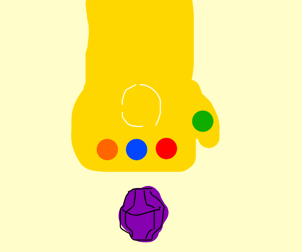 The Power Infinity Stone