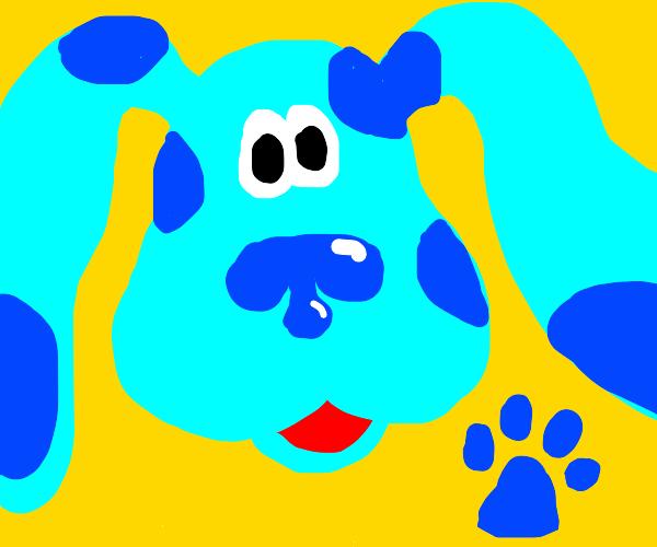 blues clues dog