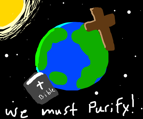 Let's Purify the world!