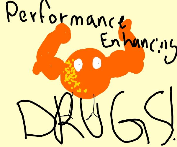 Orange on steroids