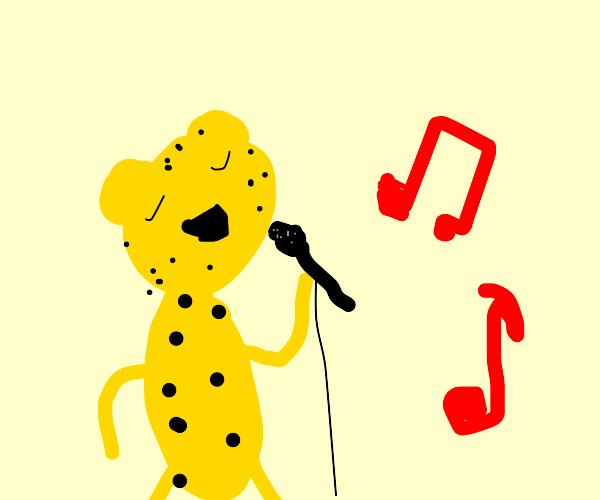 Jaguar Singing