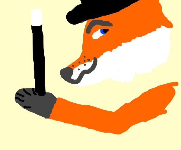 Fox Magician
