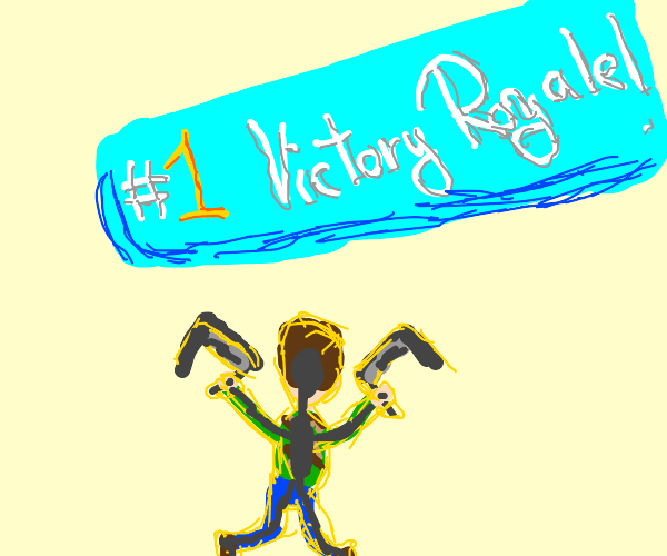 #1 victory royale