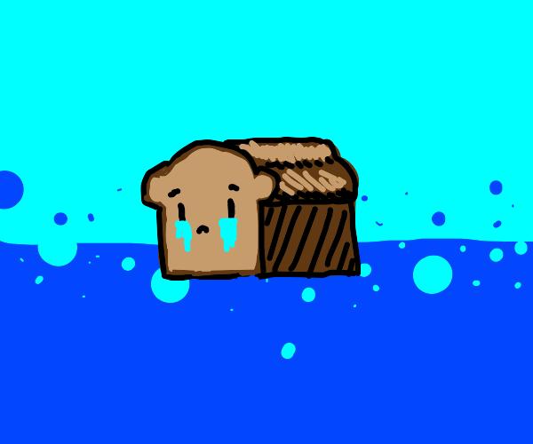 Depressed Bread
