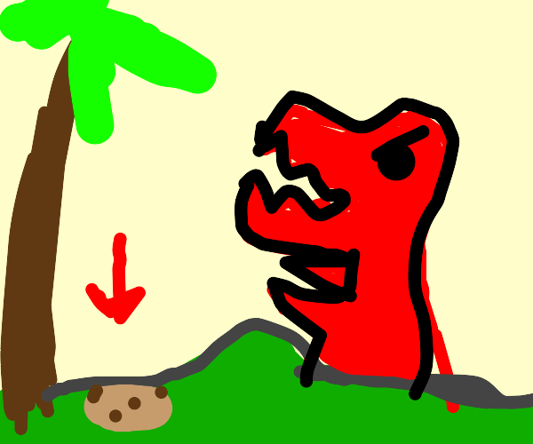 Prehistoric Potato