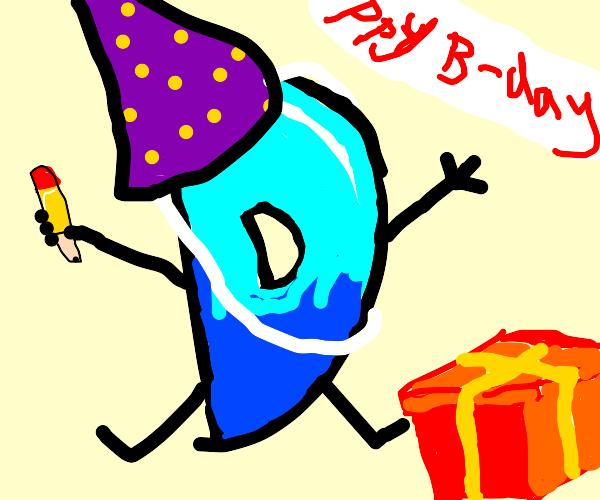 Happy Birthday, Drawception!