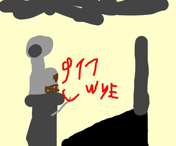 robot 911 operator