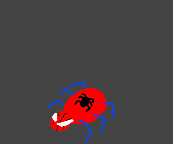 spider man but spider