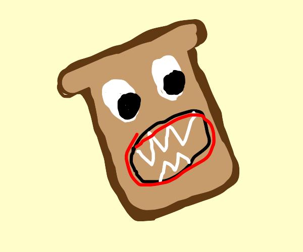 Carnivorous Toast Eater