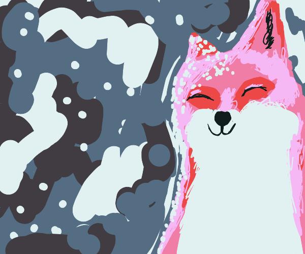 Cute fox doing nwn
