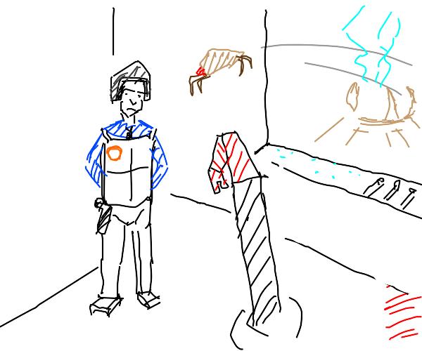 Half-Life 1 Security Guard