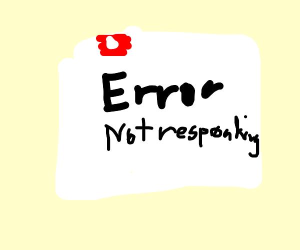 YouTube error