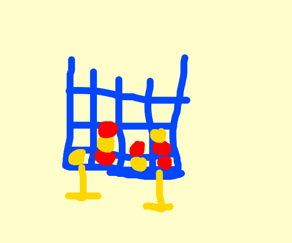 Playing Vertical Checkers