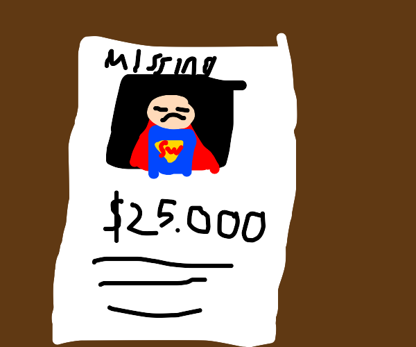 Lost Superwoman