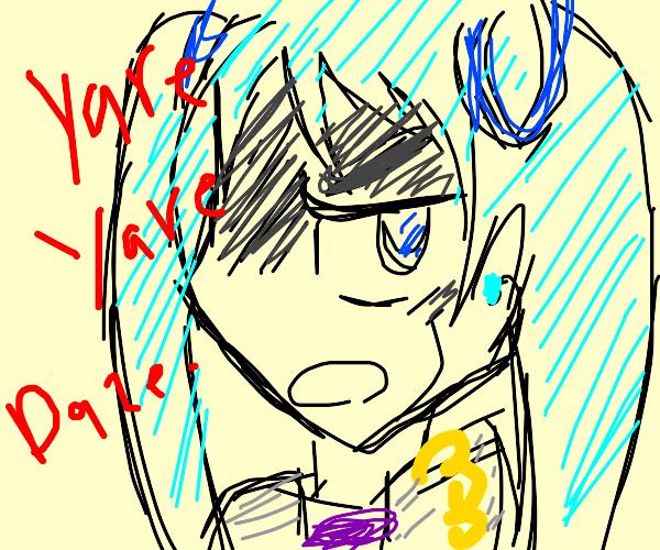 What if Jotaro was Hatsune Miku