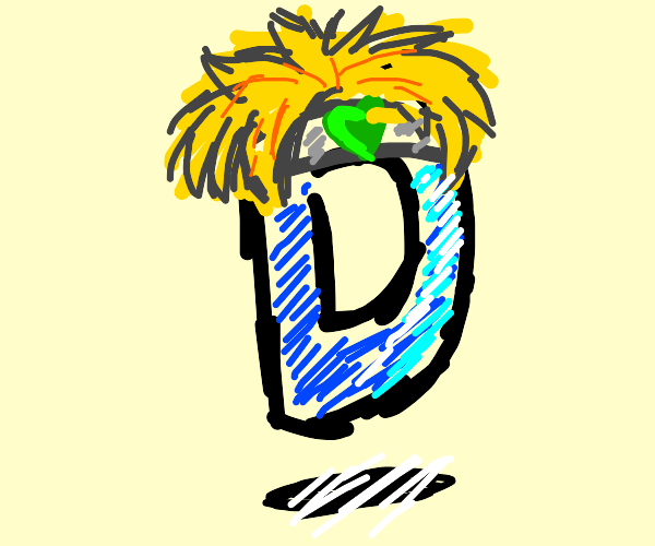 But the Drawception D was Dio!