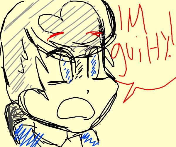 Josuke is guilty!