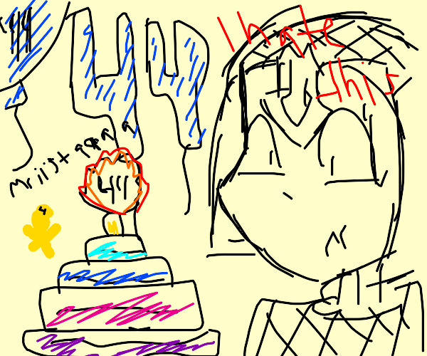 Mista's 44th birthday