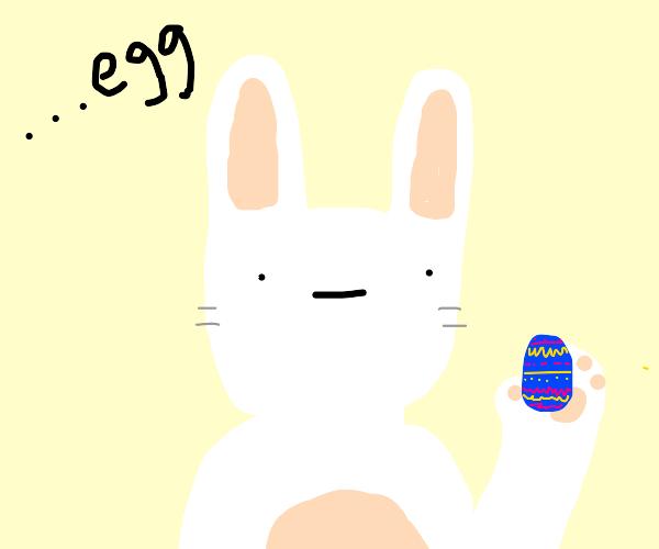 derpy easter bunny