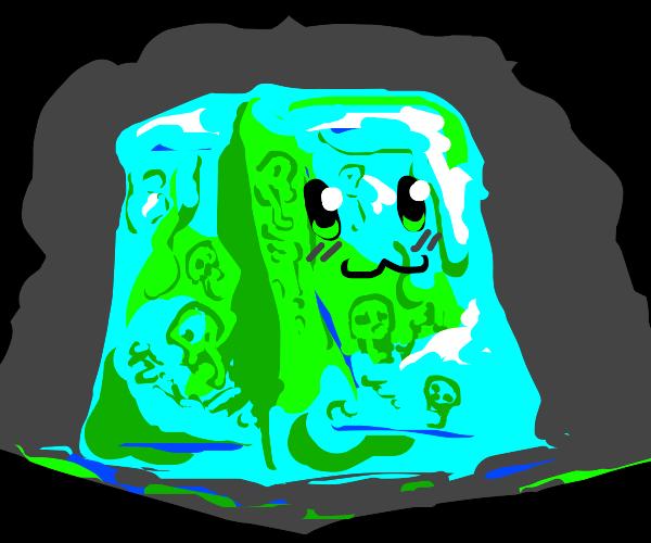 Mysterious Blob