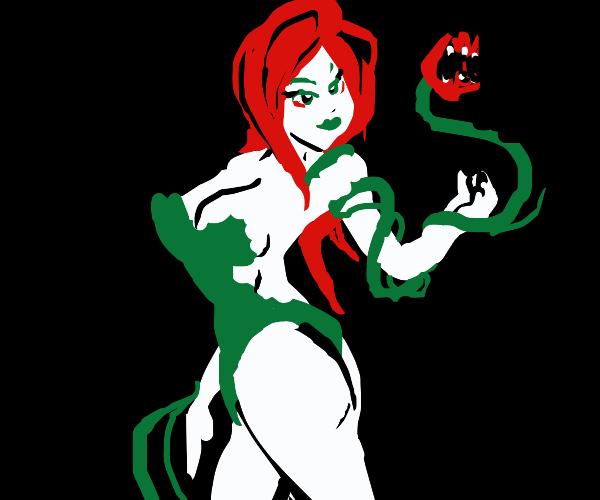 Poison Ivy (the supervillain)