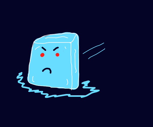 ice cube of death