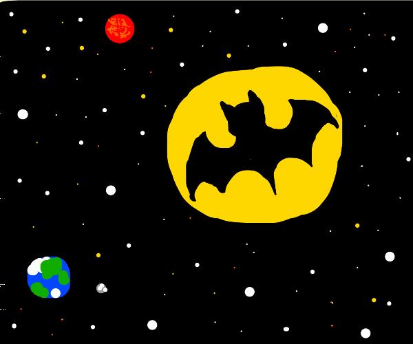 Batman planet