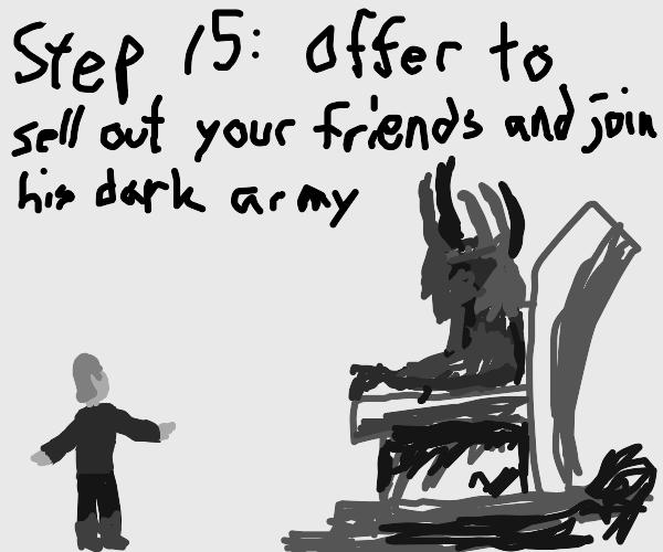 Step 14: Find the BBEG