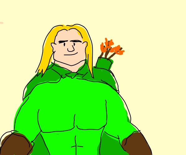 Buff Legolas