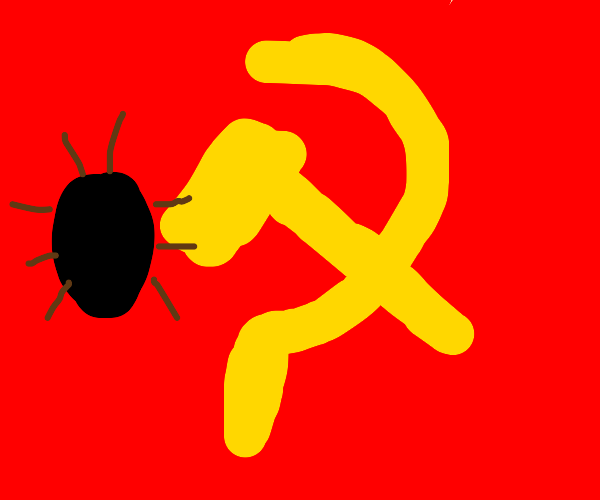 Beetle is a communist