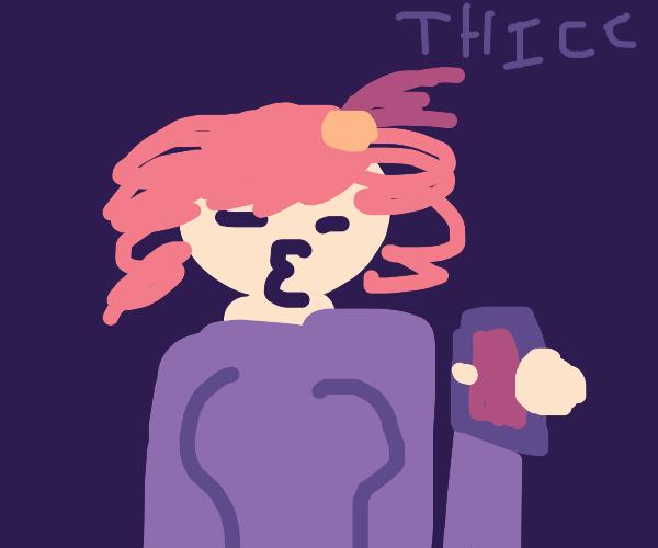 (yandere simulator) kokona thicc