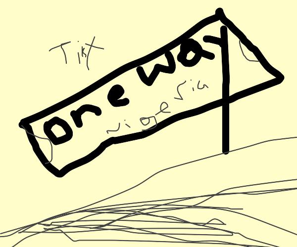 one way ticket to nigeria
