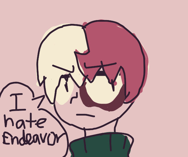 Shouto has daddy issues