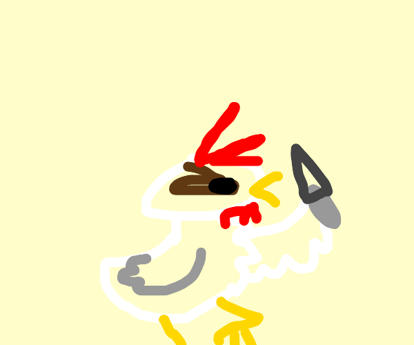 MURDER CHICKEN