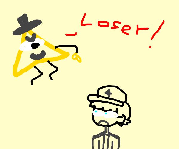 Bill cypher bullies dipper