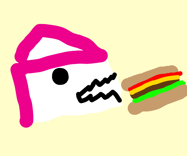 dessert eats burger