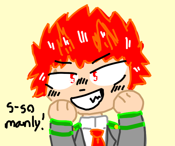 Kirishima! (Bnha)