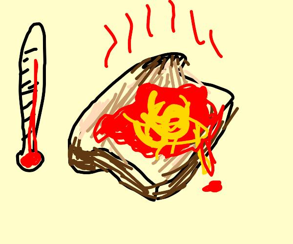 mmmh lava toast