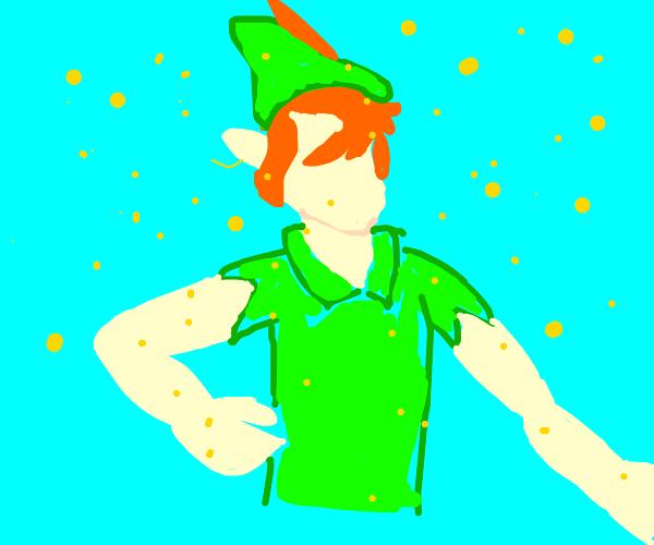 Powdery Peter Pan