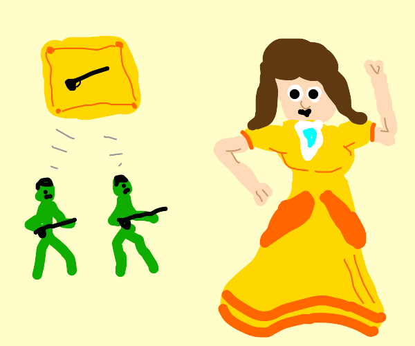 Princess Daisy Army